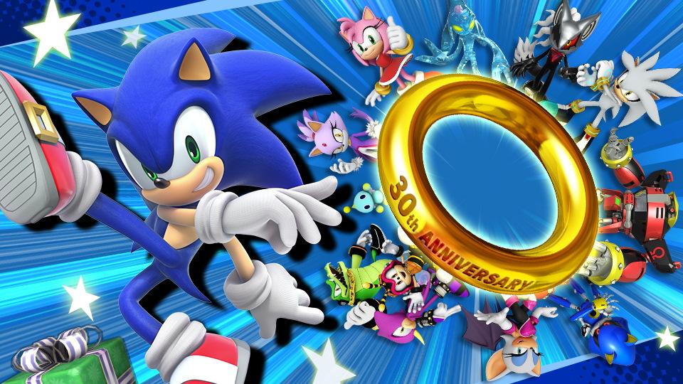 Super Smash Bros. Ultimate evento Sonic