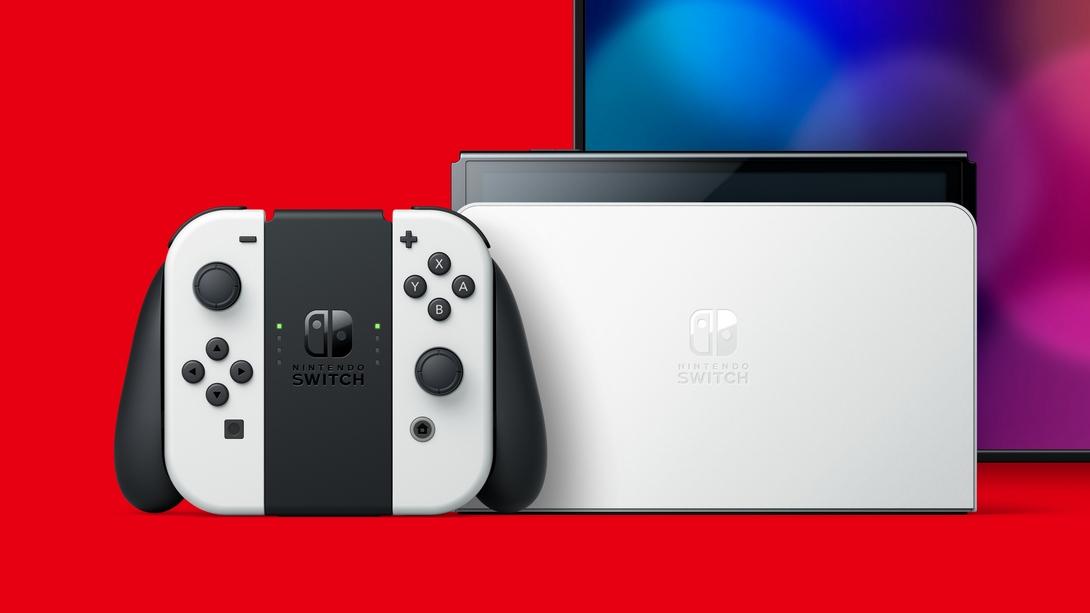 Nintendo Switch (modello OLED) Cover