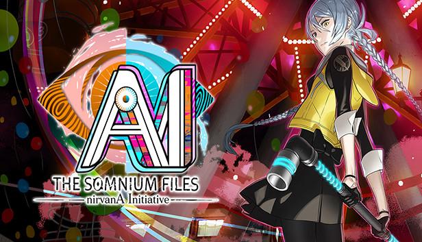 AI: The Somnium Files - nirvanA Initiative Cover