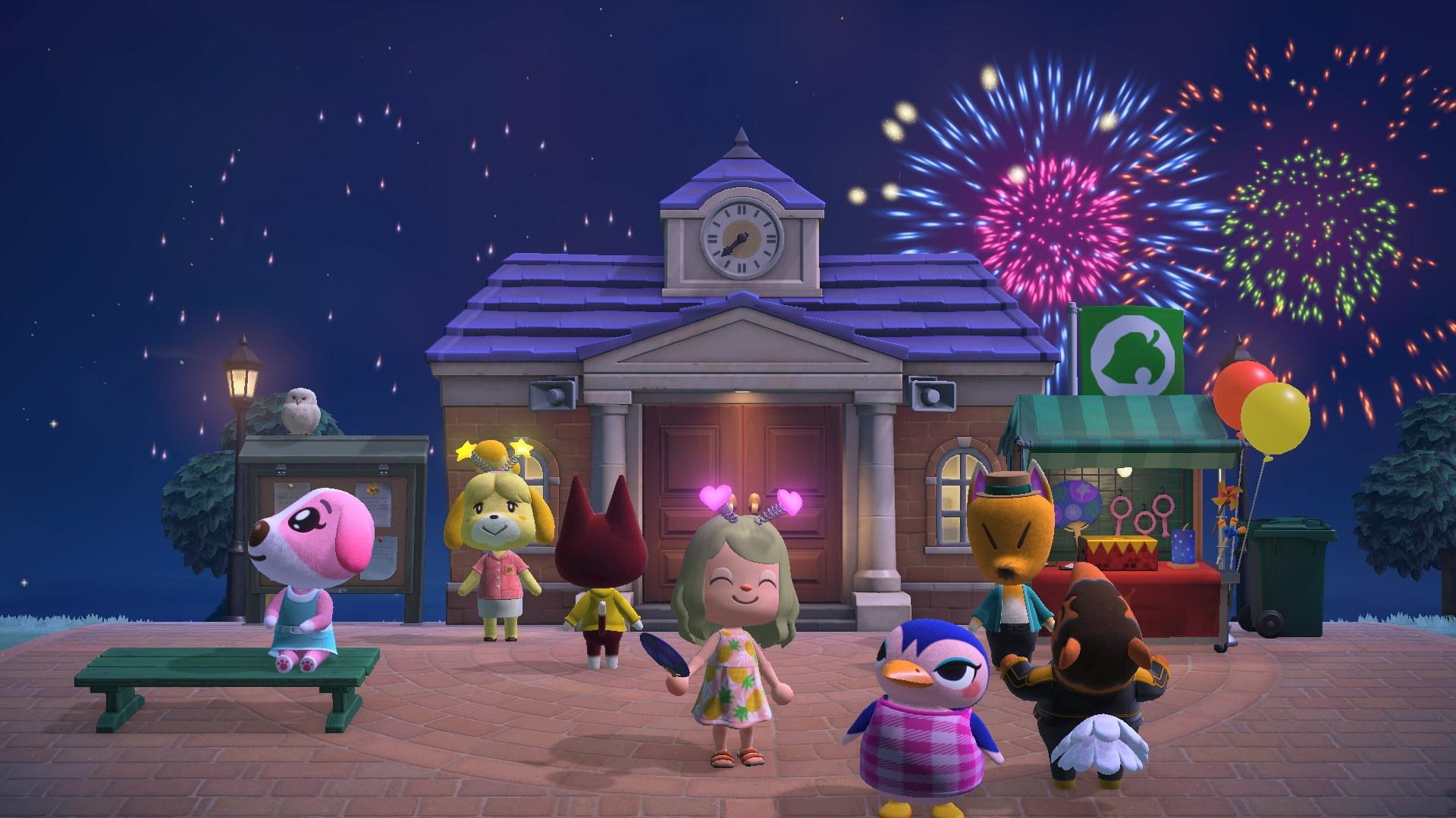 Animal Crossing: New Horizons evento estivo 2021