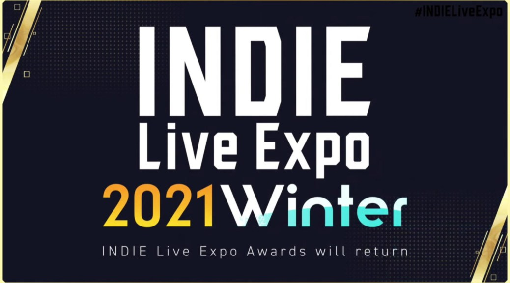 Indie Live Expo Winter 2021 Cover