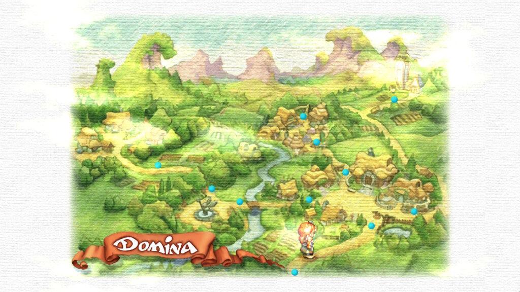 Legend of Mana - screen 3
