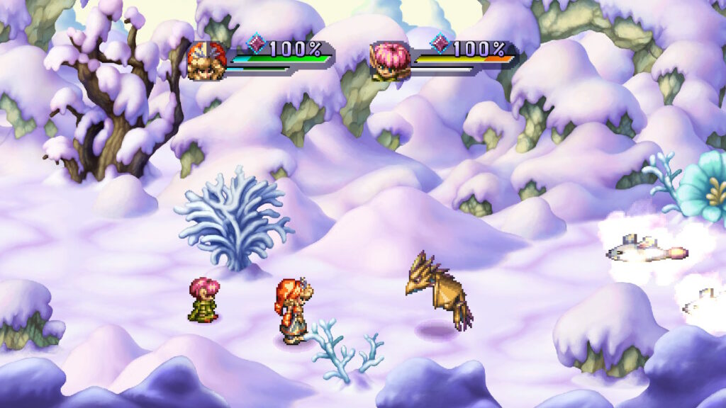 Legend of Mana - screen 1
