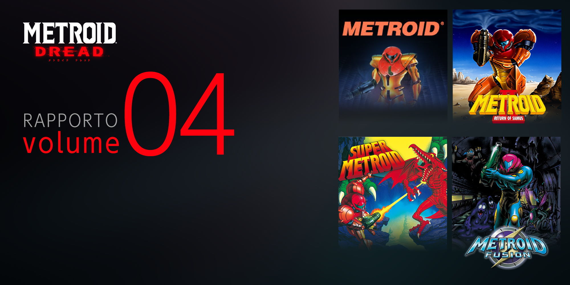 Metroid rapporto 35 anni
