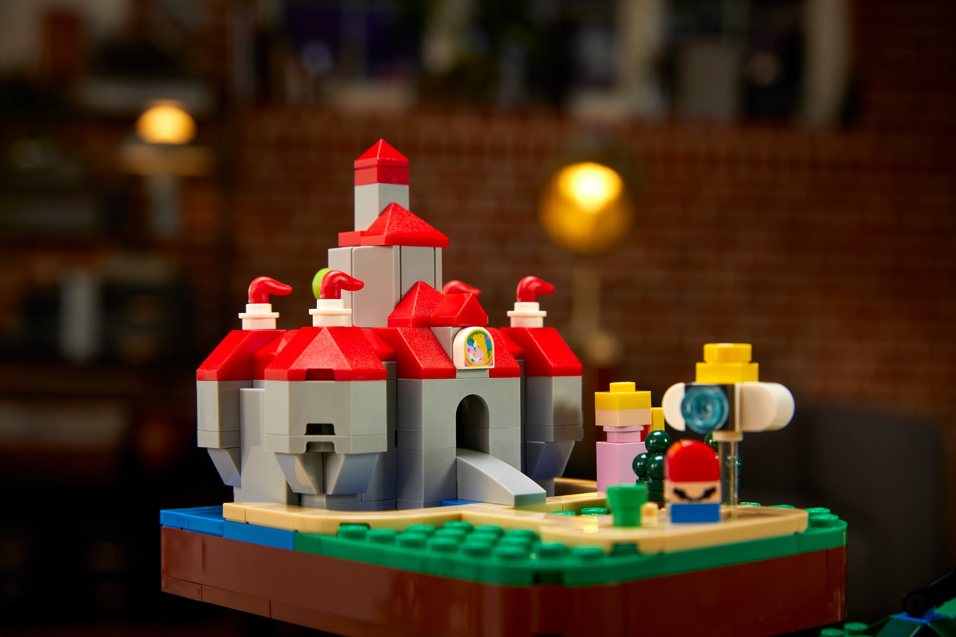 LEGO Super Mario 64
