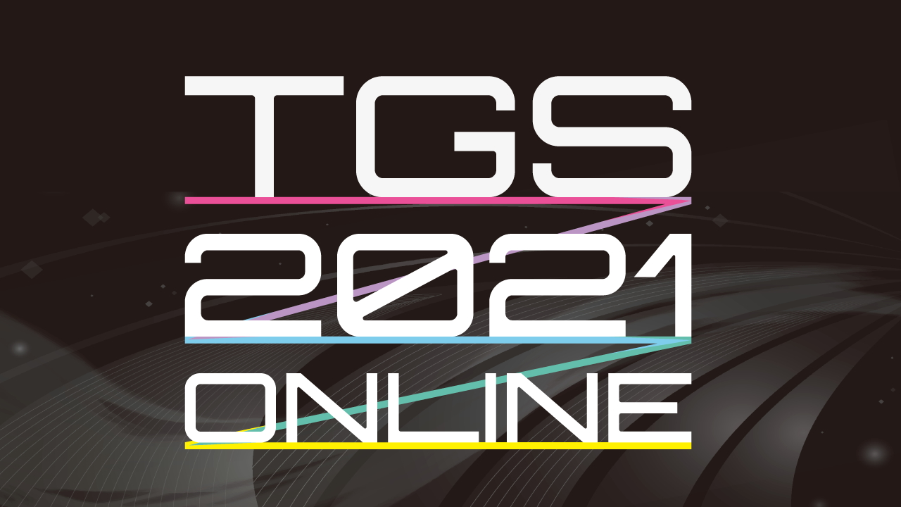 Tokyo Game Show TGS Online 2021