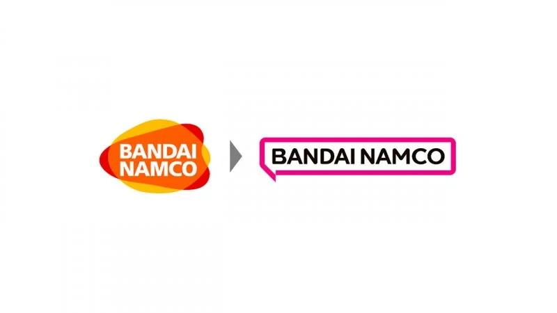 Bandai Namco logo 2022